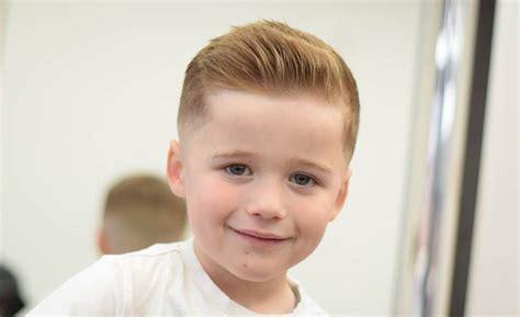 Galerry boy haircut easy
