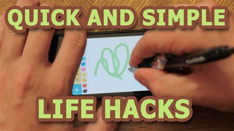 simple life hack how to ask for what you need spiral up quick and simple life hacks part 1 youtube