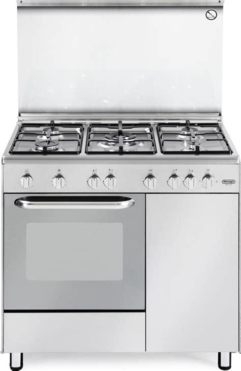 cucine a gas de longhi cucina a gas de longhi dgx 965 b forno a gas 90x60