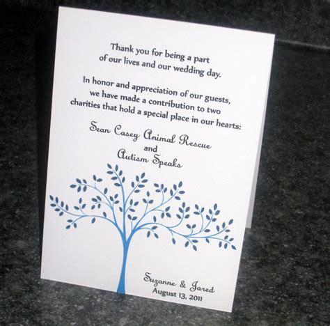 wedding gift donation to charity wedding gift donation to charity wording gift ftempo