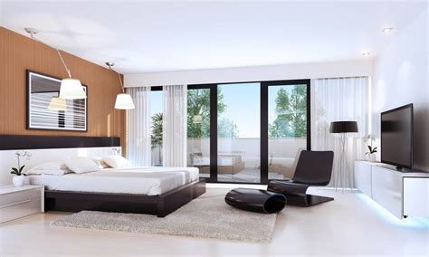 wow  sleek modern master bedroom ideas