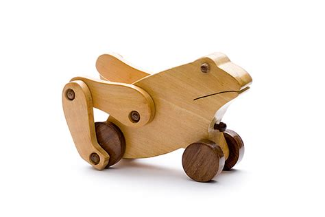 Handmade Wood Toys - wooden frog woodix toys the wonderful world of