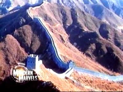 modern marvels 10x35 the great wall of china sharetv
