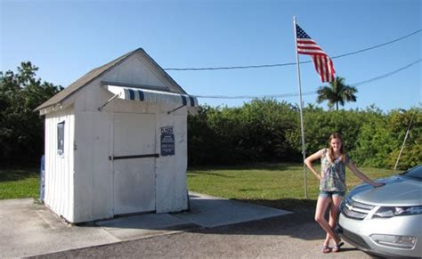 Post Office Marco Island by Ochopee Florida