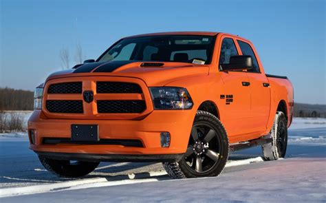 ram  classic express ignition orange hits dealer