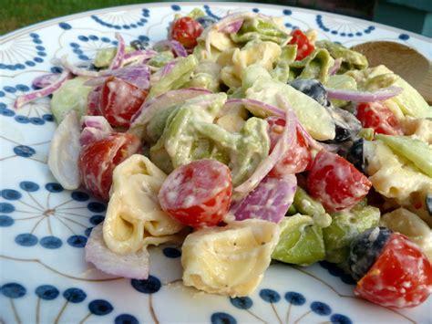tortellini pasta salad tortellini pasta salad recipe dishmaps