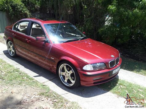 1999 bmw 323i bmw 323i e46 1999 4d sedan 5 sp automatic stept 2 5l multi