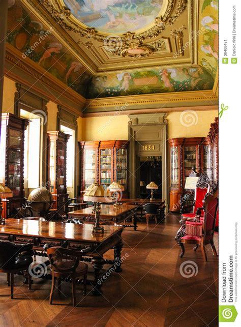 dämmputz innen innen b 246 rse palast porto portugal stockbild bild