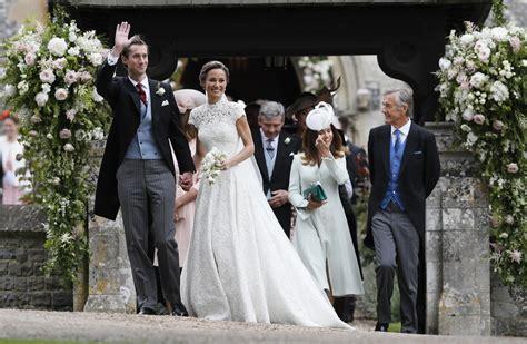 Le Marriage The pippa middleton toutes les photos de mariage avec