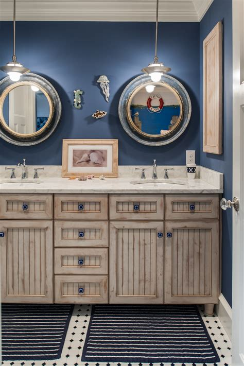nautical bathroom decor ideas nautical theme interior design studio design gallery