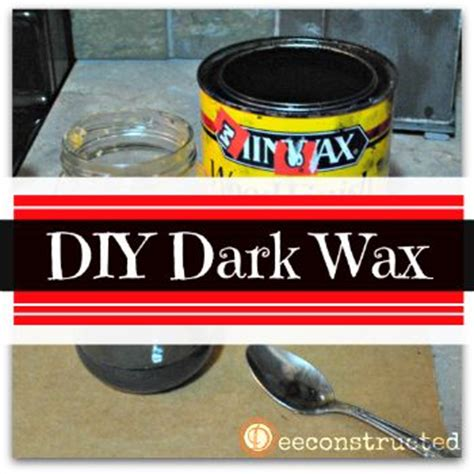 chalk paint diy wax diy wax