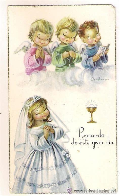 imagenes religiosas online 50066 recordatorio primera comunion a 241 o 1963 comprar