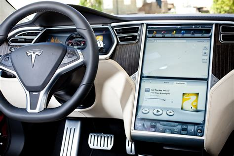 Tesla Interior Screen by What Tesla Needs To Fix Before It Gives Us A New Model S