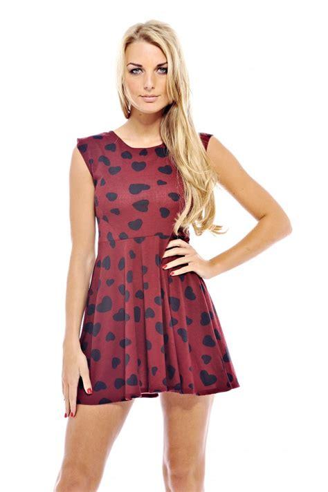 Promo Set Dress Flow ax s flow skirt skater dress