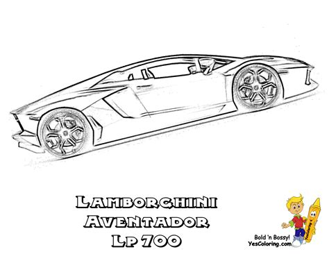 coloring pages of lamborghini cars lamborghini aventador coloring pages