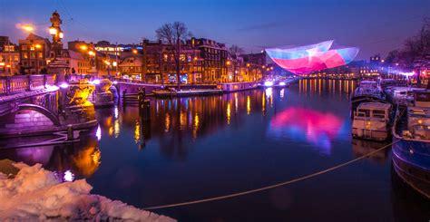Amsterdam Light by The Amsterdam Light Festival 2015 The Pile
