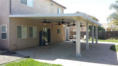 patio covers kits 10 x 20 solid patio cover