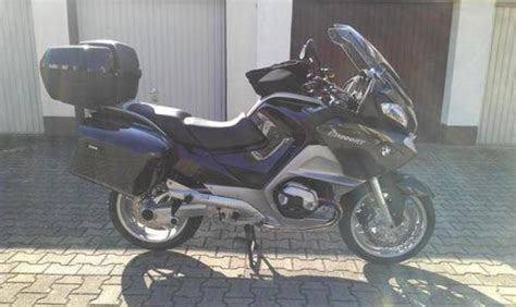 Bmw Motorrad Schwerin by Bmw R 1200 Rt Abs Asc Esa In Schwerin Unfall Motorr 228 Der