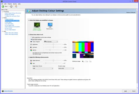 geforce garage how to calibrate your monitor geforce