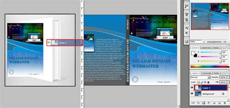 Membuat Cover Buku Dengan Photoshop Cs5 | gambar macrame membuat cover buku book school gambar di