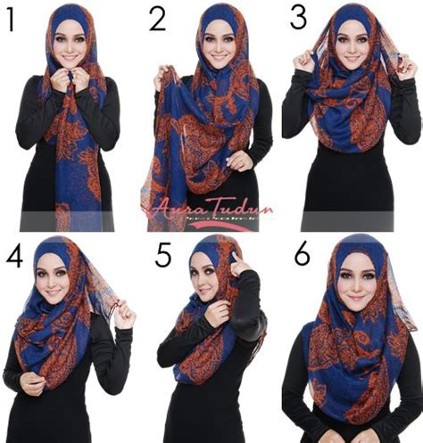 step by step pictorial tutorials of different style puff hijab fashion 2016 s 233 lection de looks tendances sp 233 cial