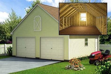 cheap garage plans build a 24 x 24 garage with loft diy plans fun to build save money lofts garage plans