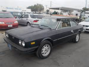 1981 Lancia Beta 1981 Lancia Beta Coupe