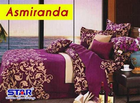 Sprei Uk 120 T 20 Cm Motif Orange Mix Hitam sprei asmiranda ungu uk 180 t 20cm warungsprei