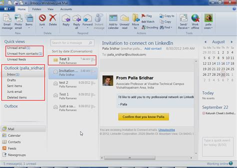 windows live hotmail review windows live content from supersite live mail gallery
