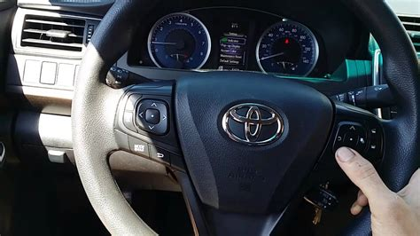 reset maintenance light toyota camry 2007 2017 toyota camry maintenance required light