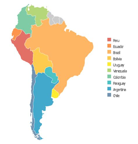 south america map by language languages of south america thematic map south america