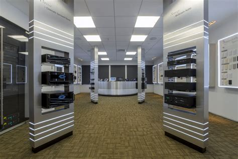view smart home automation    showroom