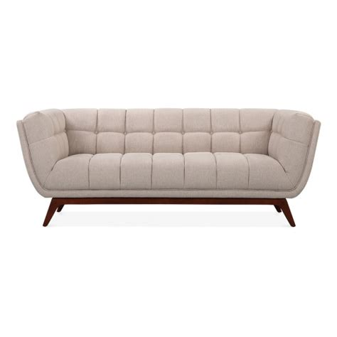 Cult Sofa by Magnus 3 Seater Sofa Fabric Upholstered Cult