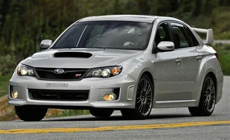 subaru sti limited 2011 subaru impreza wrx sti limited sedan