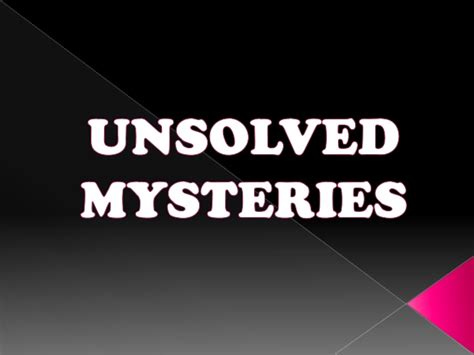 top 10 unsolved murder mysteries unsolved mysteries