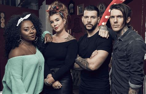 tattoo fixers ruined my life another e4 tattoo fixers star hits out at show it ruined