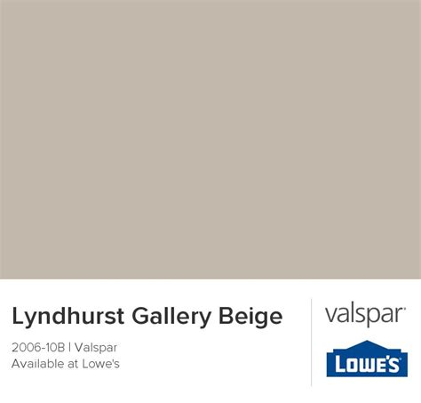 lyndhurst gallery beige from valspar paint colors paint colors neutral paint
