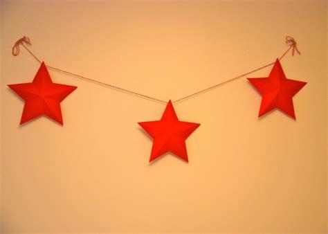 como hacer estrellas de navidad c 243 mo hacer tus propias estrellas de navidad de papel