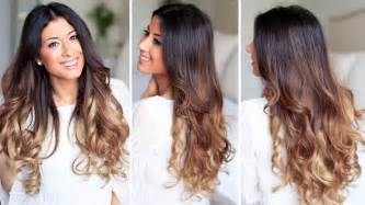 curling hair how to curl your hair in 2 minutes luxy hair youtube