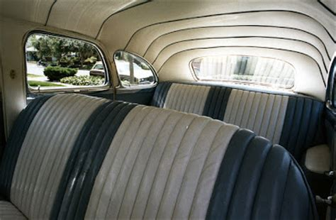 Tuck Roll Upholstery by Lowrider Flesh Relics