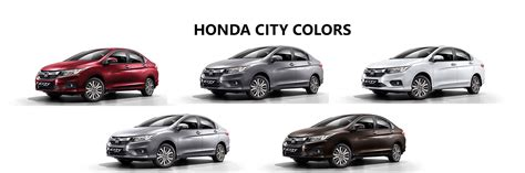 city colors honda city colors white steel brown silver gaadikey