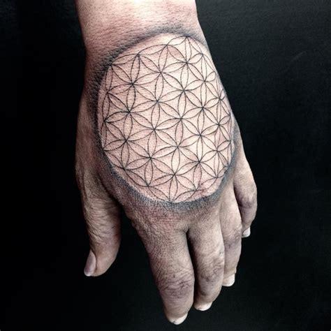 geometric hand tattoo 21 geometric tattoo designs ideas design trends
