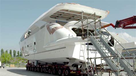 launch  amer  yacht  volvo penta ips youtube
