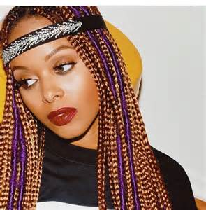 box braids colors 2 ways to embellish your box braids and twists black