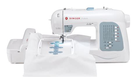 singer futura xl 400 computerized sewing and embroidery