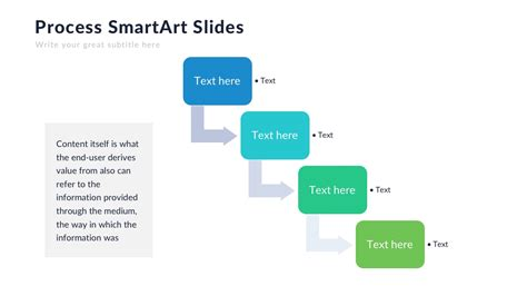 smartart templates for powerpoint smartart powerpoint template