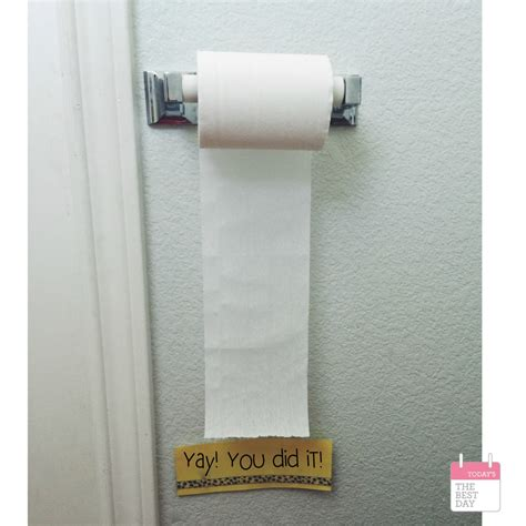 How Do They Make Toilet Paper - 15 potty tricks to save your sanity