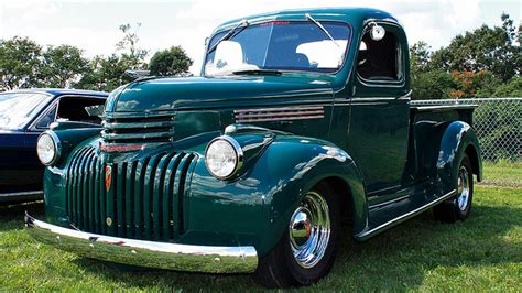 1942 Chevrolet Truck 1942 Chevrolet Information And Photos Momentcar