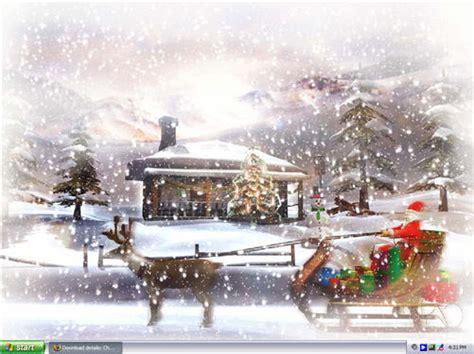 christmas homepage themes microsoft screensavers themes bing images