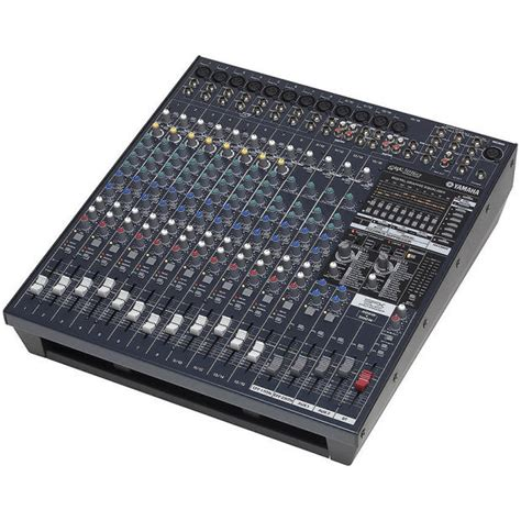 Power Mixer Yamaha 12 Channel yamaha emx5016cf 16 input 12 channel powered mixer new in box reverb